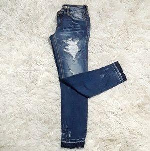 Affliction Raquel skinny Jean's size 26 new